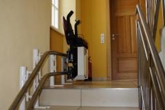 Treppenlift Alte Schule